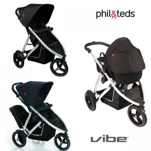 [Probado] Phil & Teds Vibe, para uno o dos niños