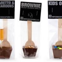 [Recetas para niños nº 7] Cucharas de chocolate