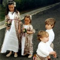Vestidos niños de arras