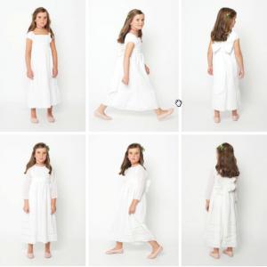 Primera Comunión: vestidos de Nícoli