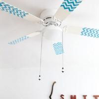 Inspiración: pon un ventilador con color en tu vida