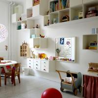 Inspiración: una habitación muy ordenada
