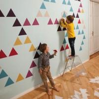 Paredes decoradas: mosaicos a tu gusto Znak