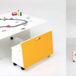 Muebles para niños: Turnitable