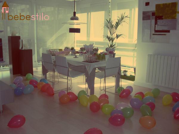 Cumplea os infantil made in casa sonambulistas - Decoracion cumpleanos adultos en casa ...