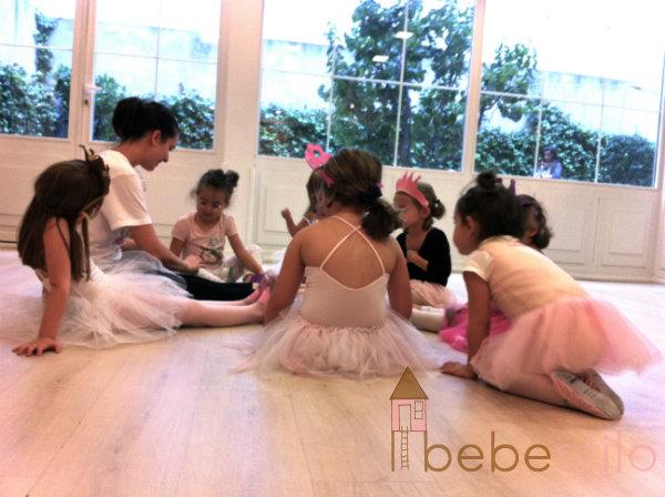 Mar princess ballet 2 clases de inglés niños