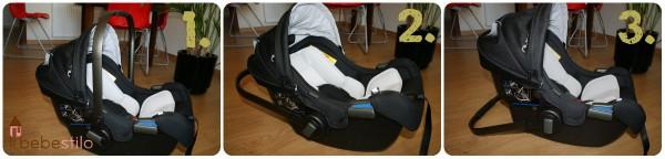 silla de coche PIPA