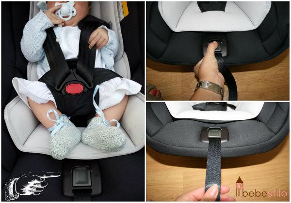 Probado silla de coche pipa de nuna sonambulistas - Reductor silla paseo ...
