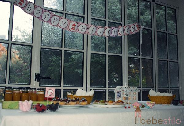 cumpleaños caperucita roja_mesa