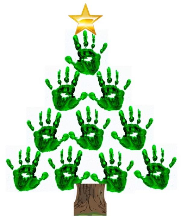 Cosas con estilo 33 sonambulistas - Arboles para navidad ...