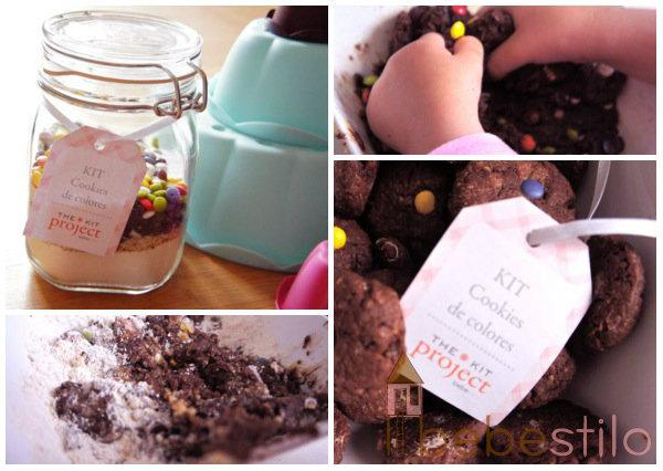 cookies in a jar kit - kit galletas