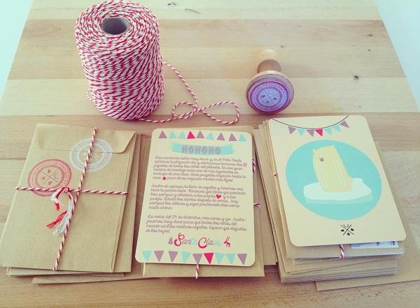 Dear Santa… cartas desde el Polo Norte