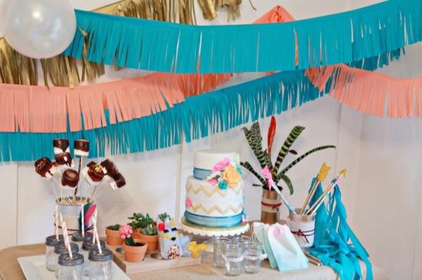 indian party / cumpleaños infantiles indios