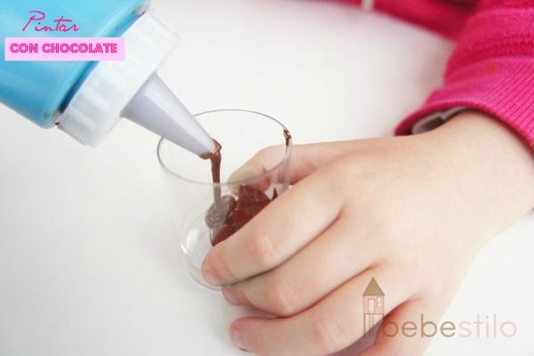 Pintar y decorar con chocolate3