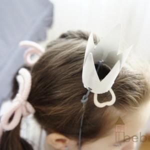 Una corona DIY para mi pequeña princesa