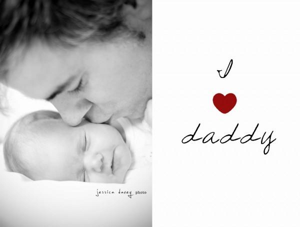 tips para fotografiar al bebé y padre