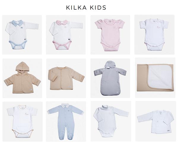 ropa de algodon bebes