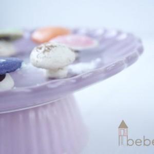 Champiñones de merengue
