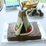 Cumpleaños infantil: ¡a hacer el indio!