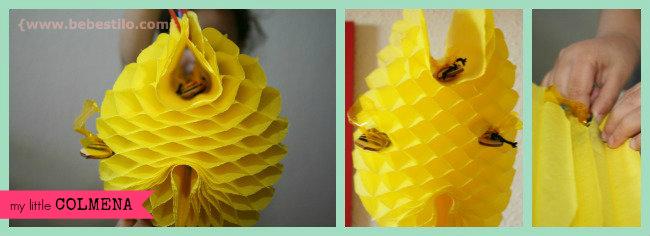 Manualidades de abejas - Imagui