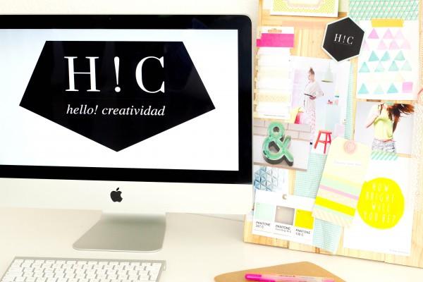 Hello! Creatividad cursos online para bloggers