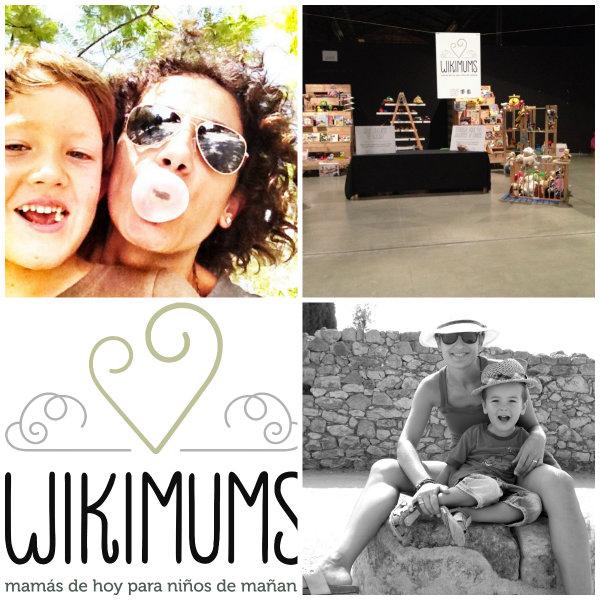 Wikimums Neus y Gemma entrevista en Bebestilo padres emprendedores