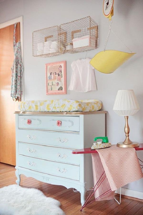 Inspiración: una habitación infantil llena de detalles