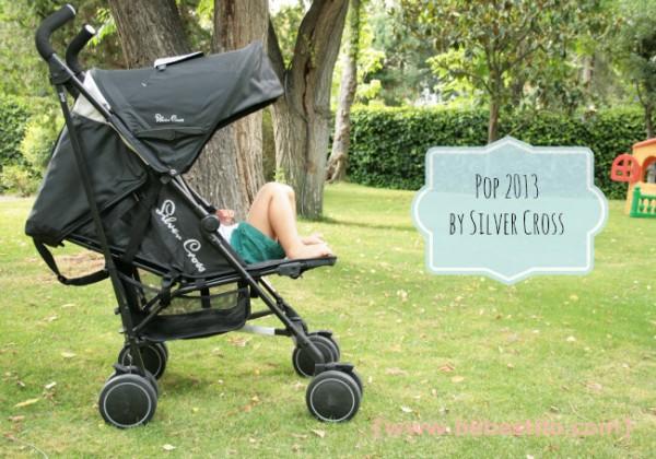 silla de paseo POP Silver Cross