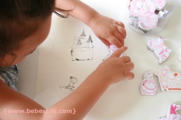sellos para niños 2