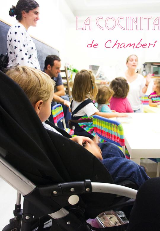 la cocinita de chamberi mammaproof madrid con niños cocina para niños (1)