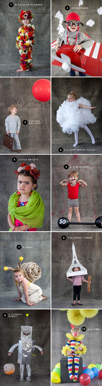 Halloween-Costume-Ideas1 Disfraces caseros halloween