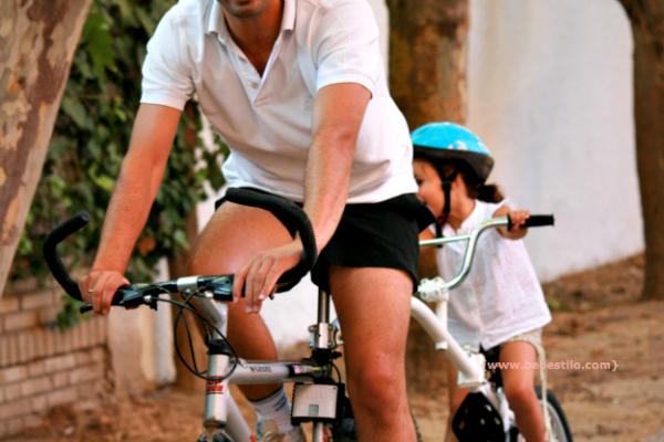 bicicleta de niños copilot