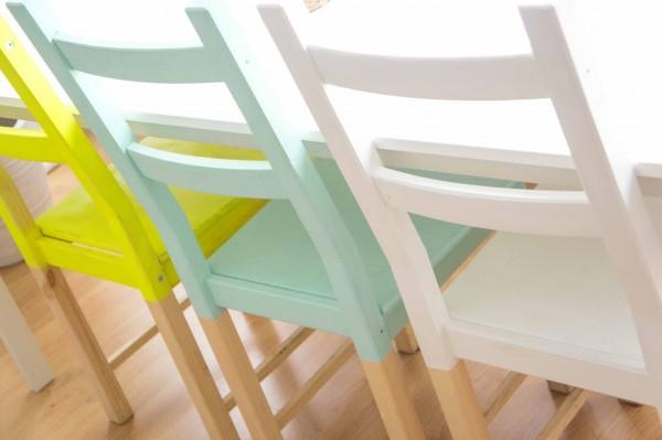 silla-pintadas-ikea-ivar-hack-half-painted (3)