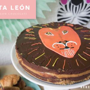 Receta de Tarta de chocolate y galletas: Repetirás…