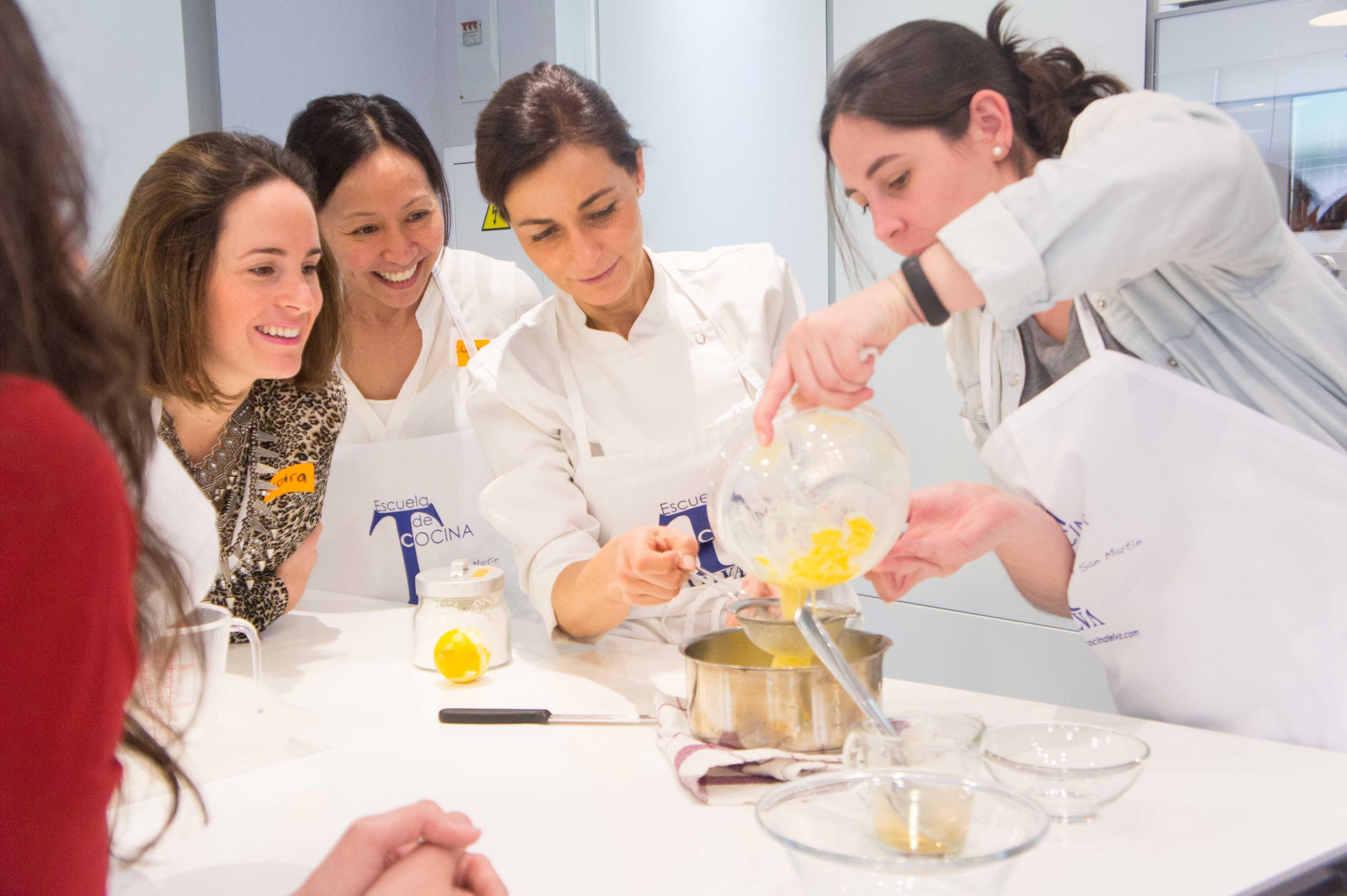 Cocina y emociones sonambulistas - Escuela cocina telva ...