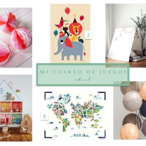 6 ideas para decorar una habitación de niños