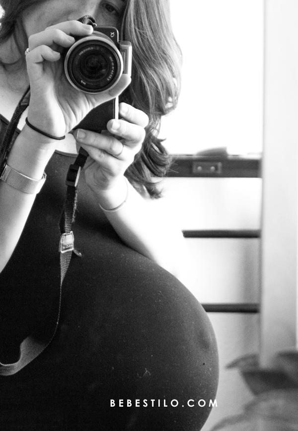 Embarazo 40 semanas - Útero irritable