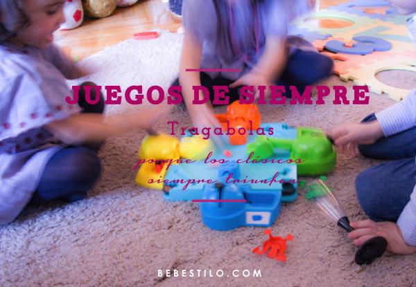 Tragabolas - Juegos Tradicionales - Bebestilo