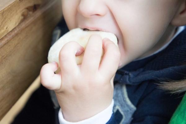 Receta english muffins caseros bebestilo