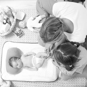 10 buenos consejos sobre cómo dar un masaje a un bebé