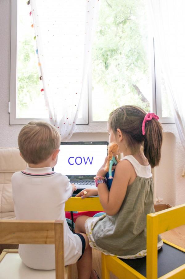 Little Reader - Estimulación temprana - Enseñar inglés a niños
