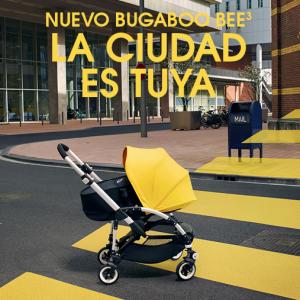 Nuevo Bugaboo Bee 3: La ciudad es tuya
