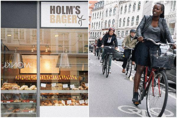 Viajar con niños a Copenhague