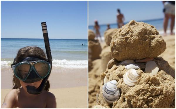 Playa Albufeira Algarve Portugal (1)