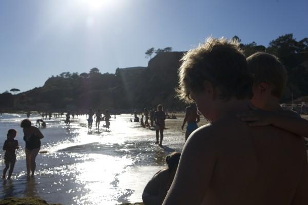 Playa Albufeira Algarve Portugal (2)