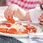 Pizza y otras ideas para celebrar cumpleaños infantiles