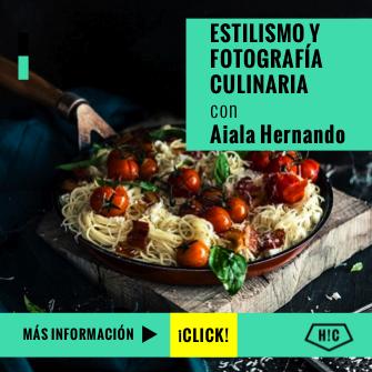 Curso Estilismo Culinario