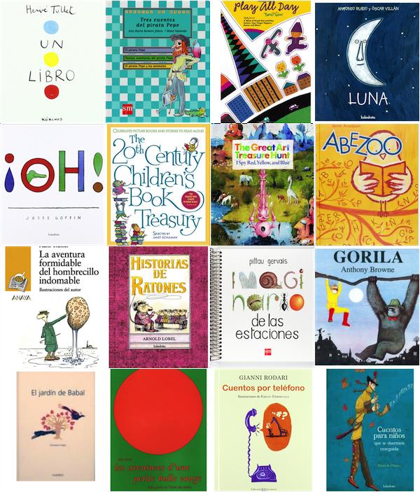 30 libros infantiles
