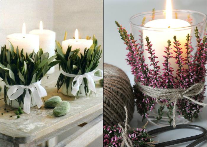 5 ideas para decorar la mesa de navidad - Como adornar la mesa en navidad ...