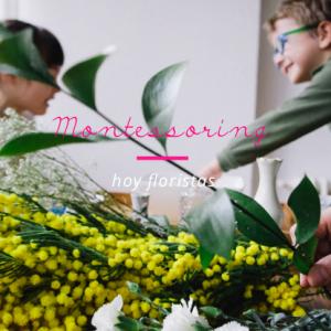 {Montessoring nº 1} Hoy Floristas